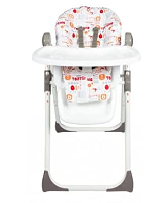 Red Kite Feed Me Deli Yummy High Chair - inexpensive UK light shop.