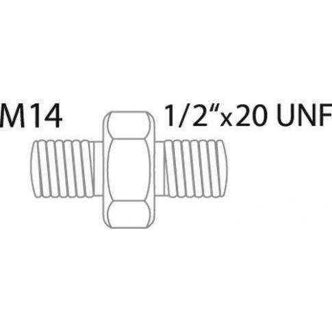 'Festool 769150-M14-1Adapter MA/2x 20 Ma-adapter