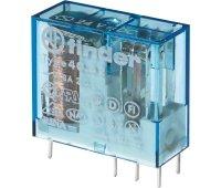 Preisvergleich Produktbild Rele Serie 40 Standard 12 VDC 1 circuitosconmutados 6 Pin 16 A mini-rele Leiterplatte 29 x 25 x 12.4 mm Finder 40.61.9.012.0000