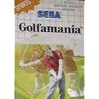 Golfamania - Master System - PAL