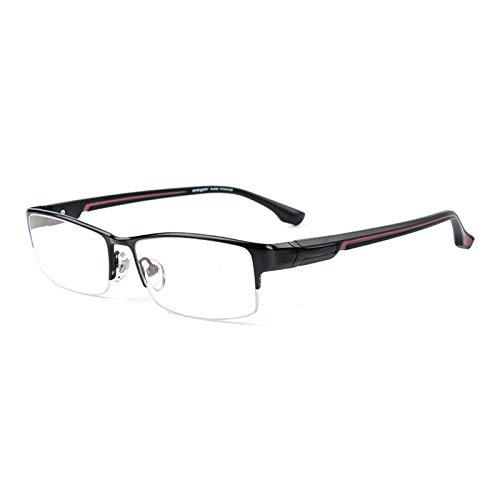 YMTP Männer Brillen Rahmen Ultra Light Weighted Flexible Ip Elektronische Beschichtung Metall Material Felge Gläser Mann