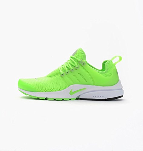 Nike Damen Wmns Air Presto Turnschuhe, Verde (Electric Green/Elctrc Grn-Wht), 40 1/2 EU (Neon Frauen Nike Laufschuhe)