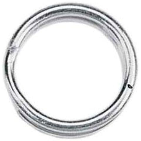 5 mm anillos partidos plateado cablefinder 1