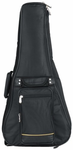ROCKBAG RB20613B/PLUS PREMIUM LINE PLUS GIG BAG FOR MANDOLIN  BLACK