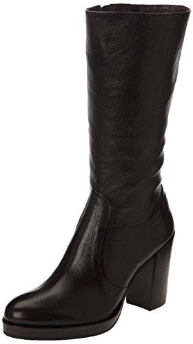 Zinda 1186, Bottes femme Noir (Negro)