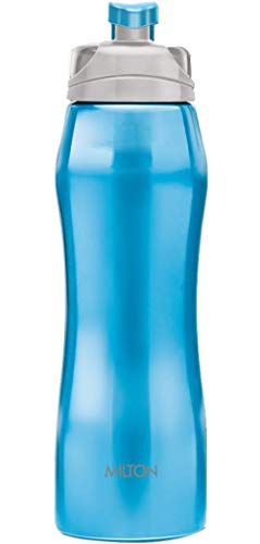 Milton Hawk 750 Stainless Steel Bottle, 750ml, Blue