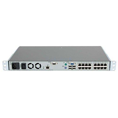 HP IP Konsole Switch 2x1x16 USB/VMS Ports (Cat5-kvm-hp)