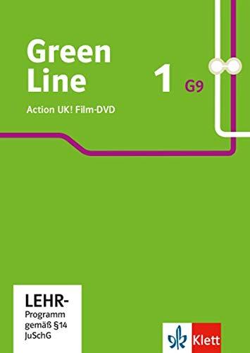 Bd.1 : 5. Klasse, Action UK!, 1 DVD