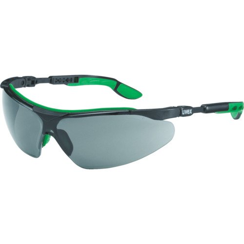 Uvex 9160041Schweißerbrille, i-vo, schwarz/grün