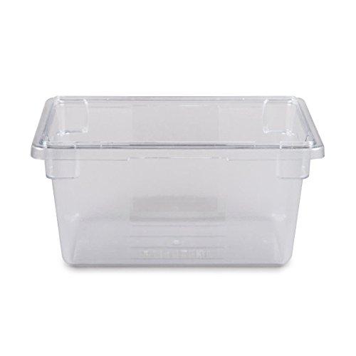 Polycarbonat-food-box (Rubbermaid 19 Litre 45.7 x 30.5 x 22.9 cm ProSave Food Box - Clear)
