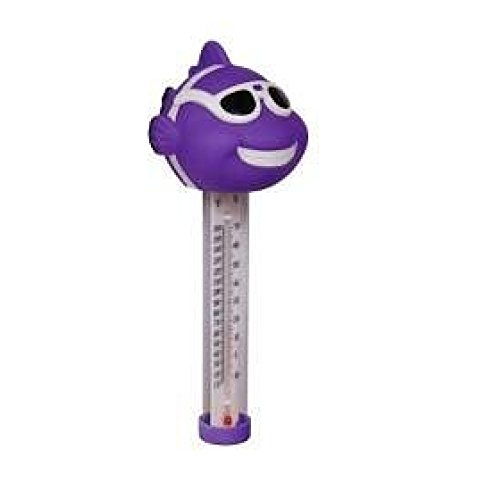 Jeu Poisson clown piscine ou Spa Thermomètre
