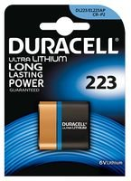 BATTERY, ULTRA LITHIUM 223 6V 7035774 By DURACELL