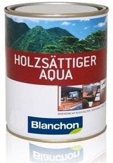 B996 Holzsättiger Aqua Farblos 0,75L - Bankirai- Terrassen- Gartenmöbel Pflege