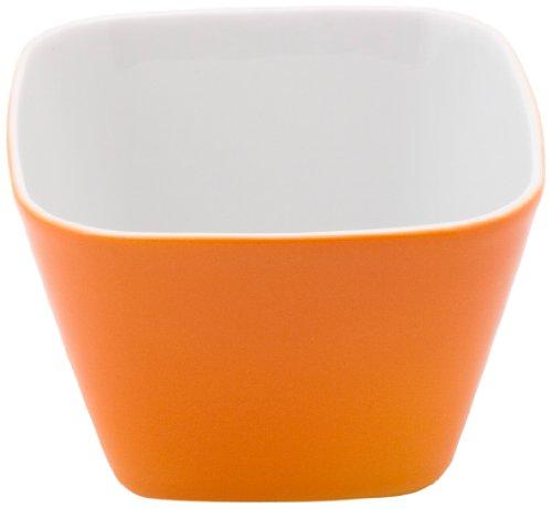 Kahla - Porcelaine pour les Sens 206010A70438C Abra Cadabra Petit Bol Orange 9 x 6 cm