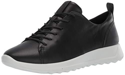 ECCO Damen FLEXURERUNNERW Sneaker, Schwarz (Black 1001), 38 EU