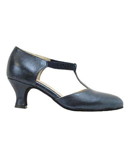 Chromledersohle Latein In Cm Italy Made Tanz Ritmo Tango 5 Blau Farbe Salsa Rumba Leder Damen Absatz 9402 Und Schuhe 4B5vqwW