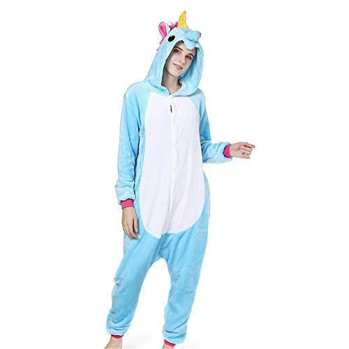 Jumpsuit Tier Fasching Karton Halloween Kostüm Sleepsuit Cosplay Pyjama Erwachsene Kostüme Unisex Overall Pyjama Schlafanzug Erwachsene Unisex - Esel Kostüm Drache
