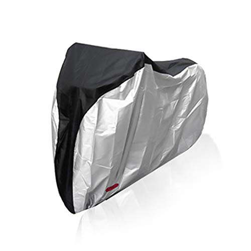 YXX- Couvertures de meubles Les vélos de route de montagne couvrent des couvertures de vélo de stockage imperméables extérieures pour 1 vélo, protection contre la poussière de neige de pluie UV