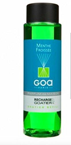 GOA - Recharge menthe froissée