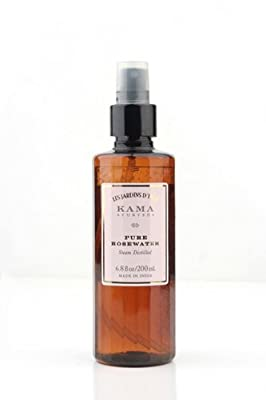 Kama Ayurveda Pure Rose Water Face and Body Mist, 200ml