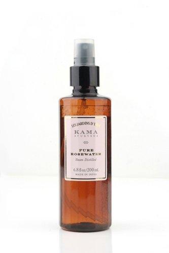 KAMA Ayurveda Pure RoseWater 200ml Alcohol Free Toner Spray
