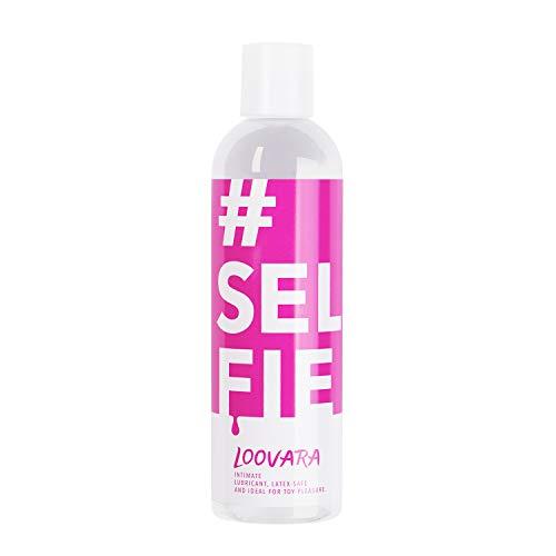 Loovara Gleitgel (250 ml) Selfie, medizinisches Gleitmittel auf Wasserbasis