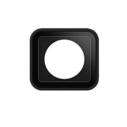 Pieza de repuesto GoPro.  Esta lente protectora de cristal de repuesto sustituye a la cubierta original de la lente en su HERO 5/6/7 negro. Se acopla directamente a su HERO 5/6/7 negro para proteger la lente de la cámara. También proporciona una exce...