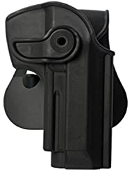 IMI defensa retención Tactical Holster Beretta 92/9de llama, 82guepardo FS85Hunter pistola pistola