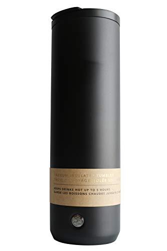 Starbucks Vakuum-Isolierbecher, matt, 527 ml, Schwarz