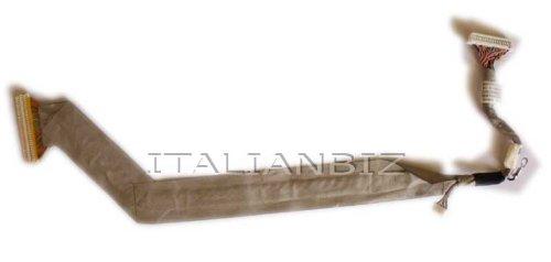 ITALIANBIZ Kabel LCD Flat Cable kompatibel mit HP Compaq NX9005NX9008NX9010Pavilion ze4400ZE5600Presario 22002500 - Hp Computer Mit Monitor Gebrauchten