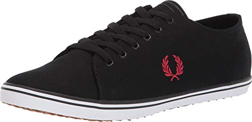 Fred Perry Kingston Twill Black 43