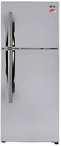 LG 260 L 4 Star Frost-Free Double Door Refrigerator (GL-T292RPZX,...