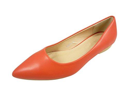 Chaussmaro, Ballerine donna rosso/rosso