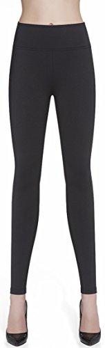 elegante Shape-Leggings * formend modellierend schlankmachend * Gr. S M L XL XXL Schlankmacher Leggins Damenhose (Candy Gr. M)