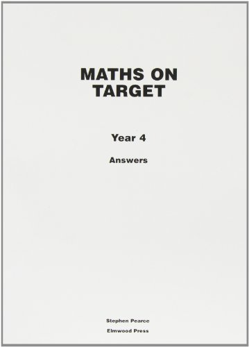 Maths on Target: Answers Year 4