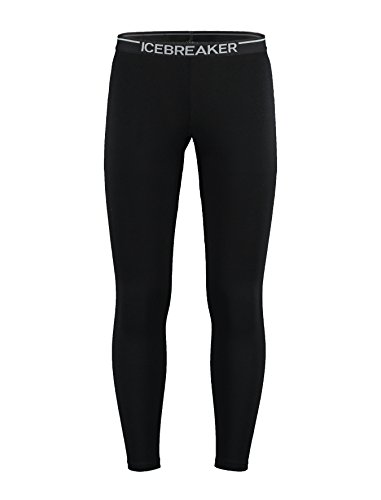 Icebreaker Herren Funktionshose Apex Leggings, Black, XXL, 100486001