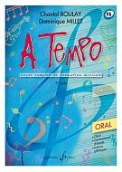 A Tempo - Partie Orale - Volume 9 a par Boulay Chantal