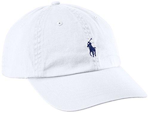 Polo Ralph Lauren Herren Classic Sport W/PP Baseball Cap, Mehrfarbig (A0H09), One size (Lauren Shop Ralph)