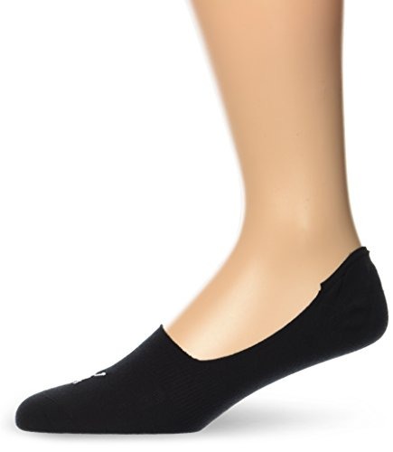 Puma Damen Socken Footie 2er Pack, Black, 39 - 42, 141011001 -