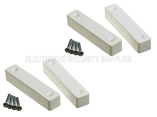 Amazon.co.uk - 2 Sets Door Window Contact Magnetic Reed Sensor Switch