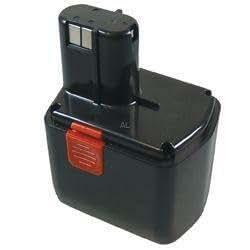 Batterie de rechange compatible avec hitachi eB24B 24 v 2 ah niCD (non original)