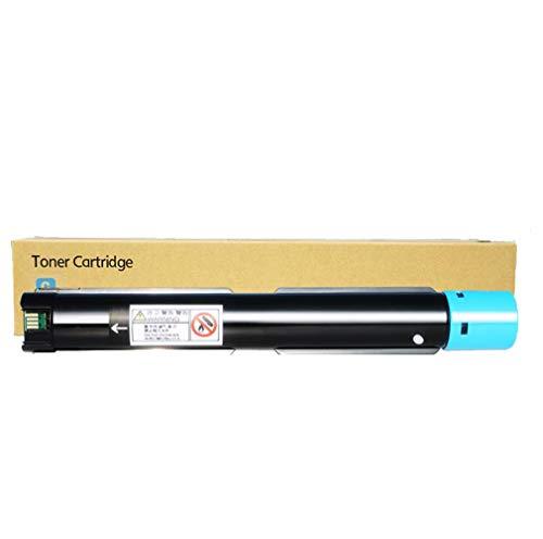 GYBN Bleifreier Farbtoner mit Chip, für Fuji Xerox sc2020-Toner DocuCentre SC2020DA / CPS-Laserdruckertoner, SC2022-Farb-Digital-A4-Druckkopie-Multifunktions-Pulverbox-blue