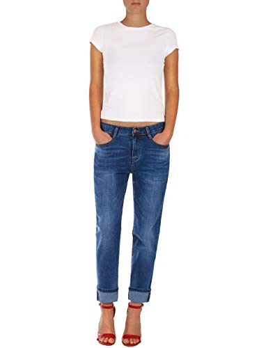 boyfriend style jeans Fraternel