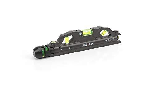 Prexiso Torpedolaser P1P30 Wasserwaage Linienlaser Laserwasserwaage 30m Baulaser
