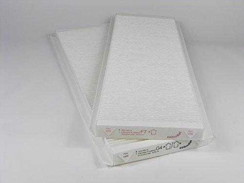 Zehnder-Juego-de-filtros-Original-para-comfoair-Q350450-tr-Q350450600-1-x-G4F7-filtro-10-x-Alternative-Cono-Filtro-DN-125-ZEHNDER-Nmero-de-Referencia-400502013