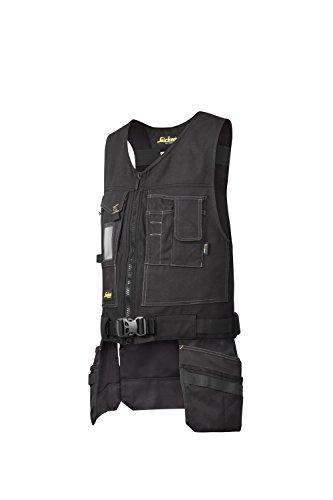 snickers-workwear-4254-chaleco-de-seguridad-4-negro-negro