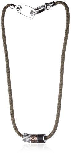 Esprit Kette Edelstahl three-D ca. 45cm S.ESNL11403A450