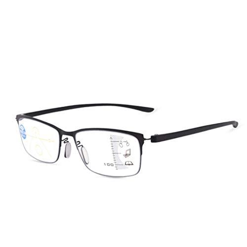 Lifet Lesebrille Unternehmen Schwarz Lesehilfe Für Damen Und Herren Feder Scharnier Lesebrillen Sehhilfe Augenoptik Brille Lesehilfe