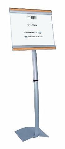 Panneau Affichage Sur Pied - Alba SIGNA3S Panneau de Signalétique Sur Pied
