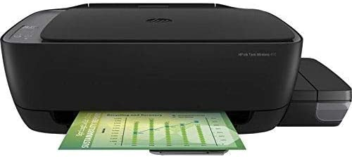 HP 410 All-in-One Ink Tank Wireless Color Printer